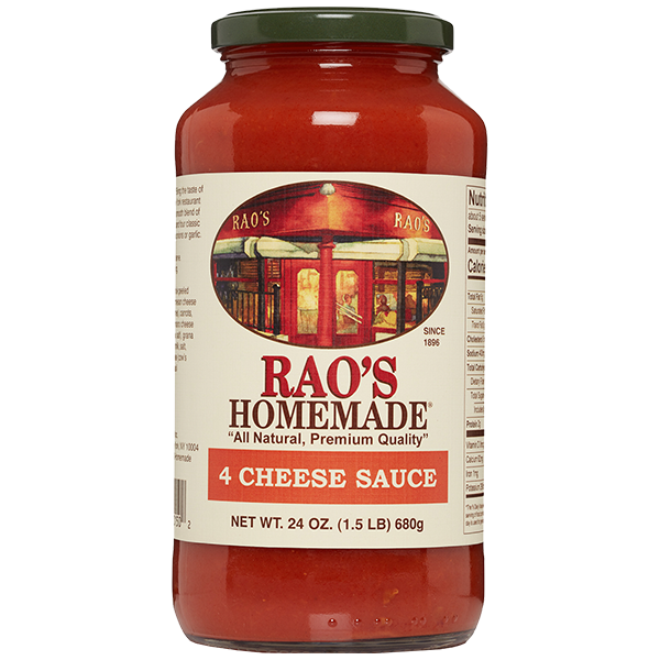 Pasta Sauce Four Cheese, 660ml (4711845527684)