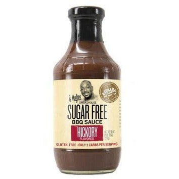 BBQ Sauce Hickory, 510g (4711877050500)