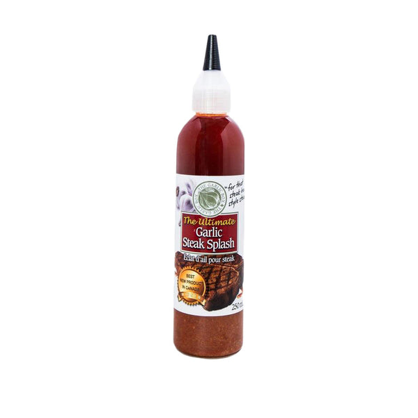 Garlic Steak Splash, 250ml