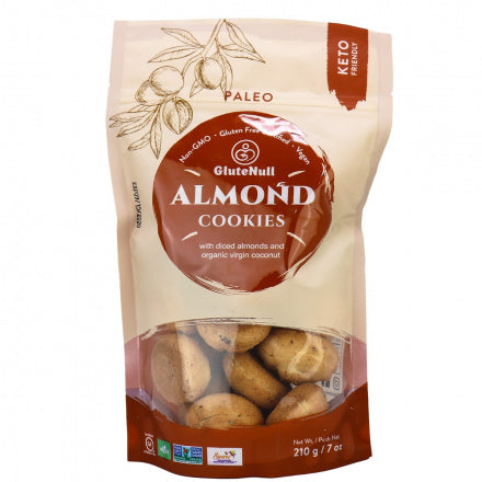 Almond Cookies, 210g
