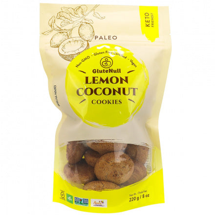 Lemon Coconut Cookies, 220g