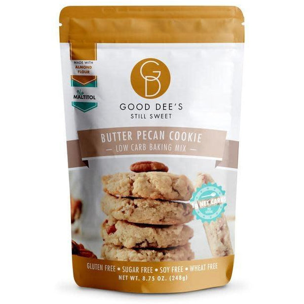Cookie Baking Mix Butter Pecan, 248g (4711895531652)