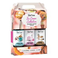 Syrup Trio Gift Sets Ice Cream, 3x375ml (4711901855876)