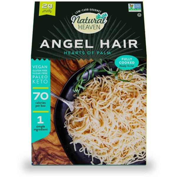 Angel Hair Ready Pasta, 255g