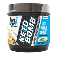 Keto Bomb French Vanilla Latte, 36 Servings (468g)