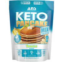Keto Pancake Mix Banana, 454g (4711897989252)