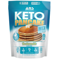 Keto Pancake Mix Buttermilk, 454g (4711897301124)