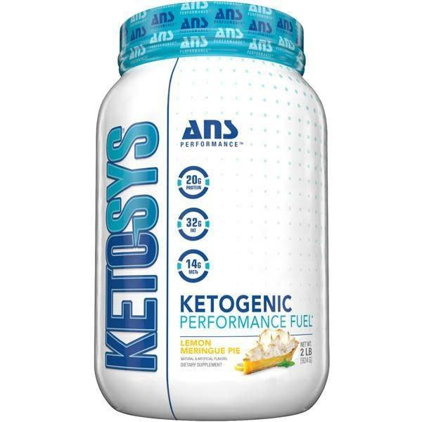 Ketosys Ketogenic Protein - Lemon Meringue Pie, 886g (4711949828228)