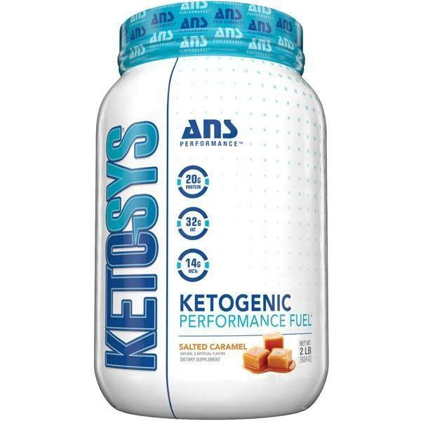 Ketosys Ketogenic Protein - Salted Caramel, 886g (4711949533316)