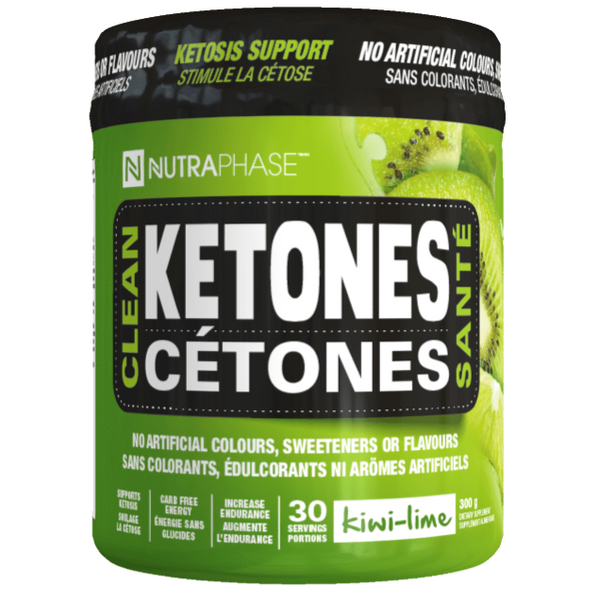 Clean Ketones - Kiwi Lime, 300g (4711947468932)