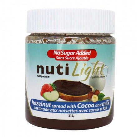 Milk Chocolate Hazelnut Spread, 312g