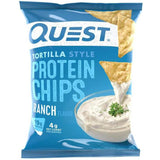 Ranch Protein Tortilla Chips, 32g