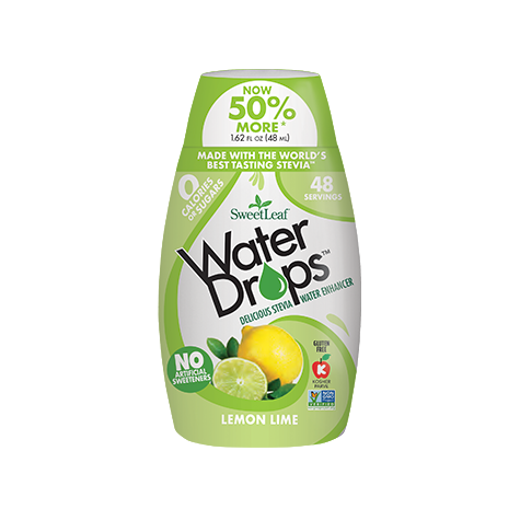 Water Drops Lemon Lime, 48 Servings (4711905525892)