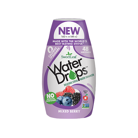 Water Drops Mixed Berry, 48 Servings (4711906246788)