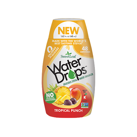 Water Drops Tropical Punch, 48 Servings (4711905132676)