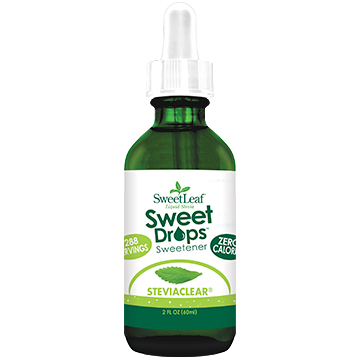 Sweet Drops Stevia Clear, 40ml (4711808368772)