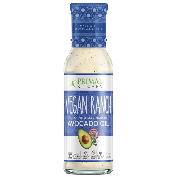 Salad Dressings Vegan Ranch, 237ml (4711872004228)
