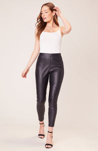 BB Dakota Leather Leggings
