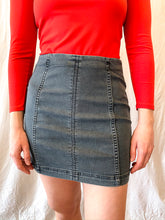 Load image into Gallery viewer, Free People Modern Femme Denim Skirt