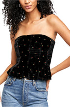 Load image into Gallery viewer, Free People Rosie Embroidered Bustier