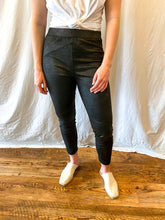 Load image into Gallery viewer, Free People Suede Legging