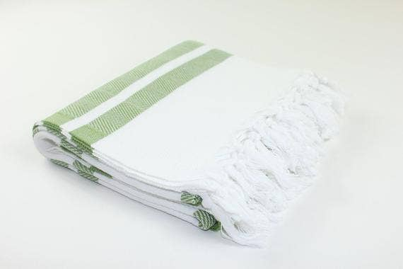 Turkish Towel Herringbone