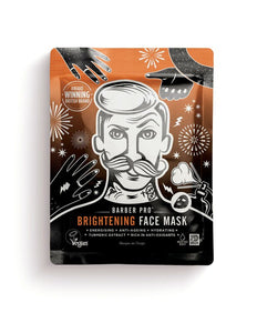 BARBER PRO Brightening Sheet Mask