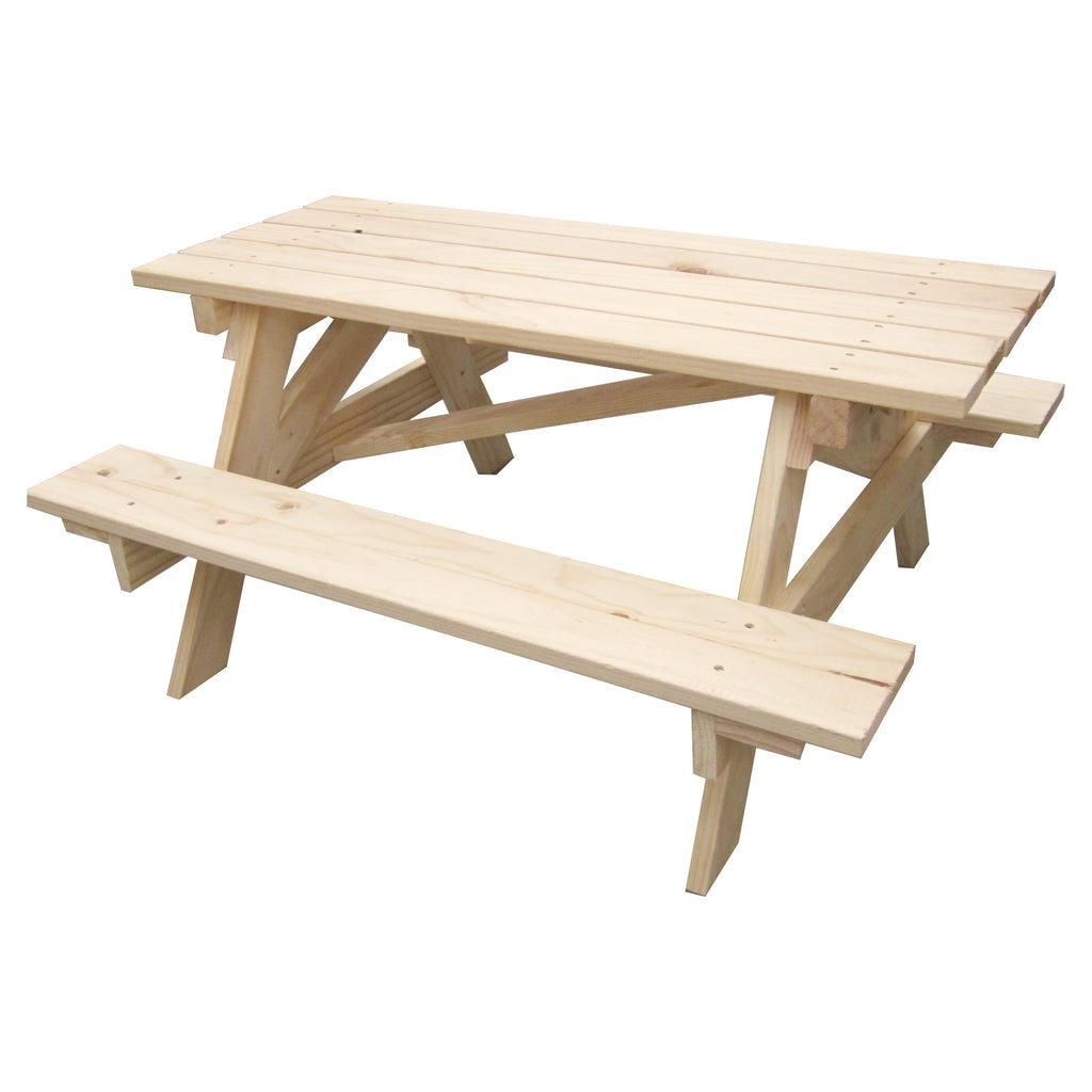 Kids BBQ table