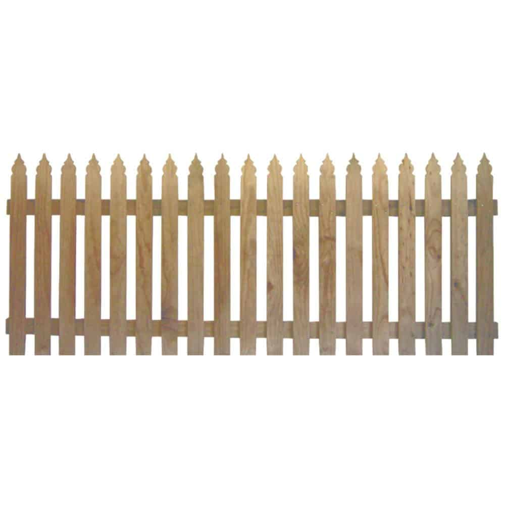 Colonial Fence Panel 2145x900mm