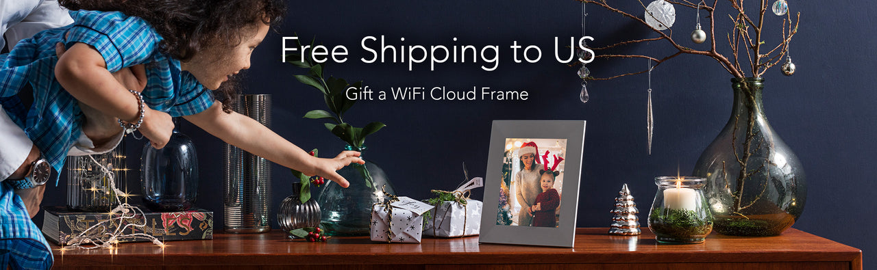 Nixplay WiFi Photo Frames