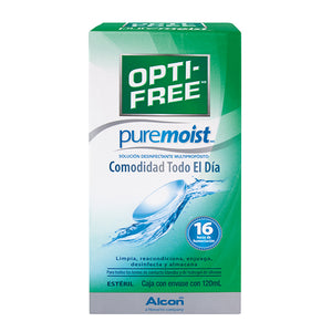 Opti-Free Puremoist 120 ml