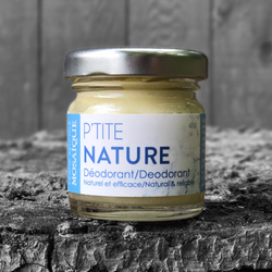 Déodorant naturel (45g) - P'tite nature