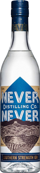 Never Never Southern Strength Gin