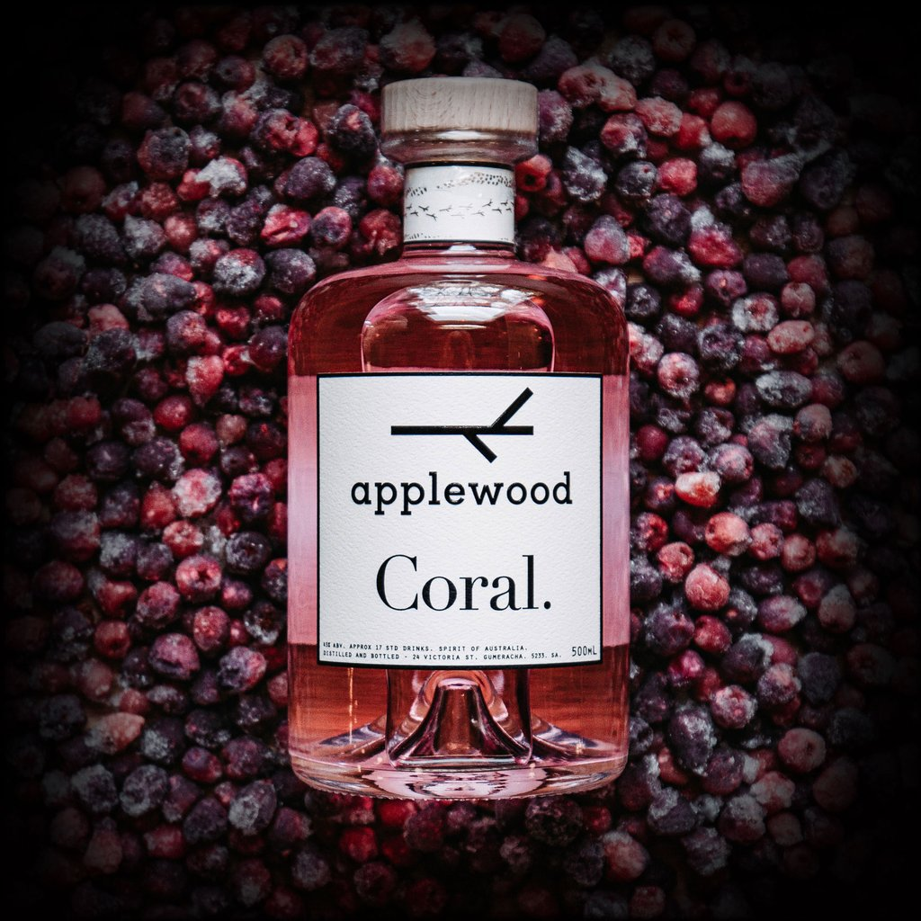 Applewood Coral Gin
