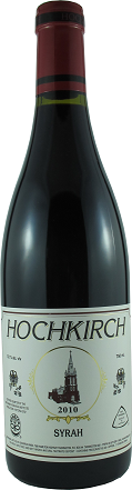 Hochkirch No SO2 Syrah 2017