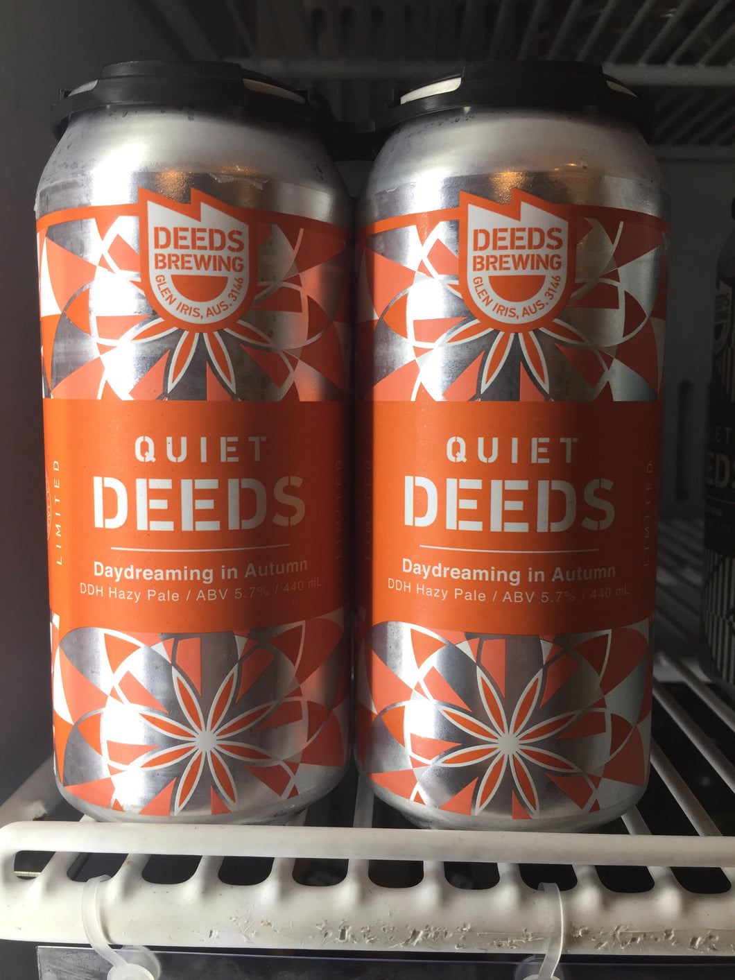 Deeds Daydreaming in Autumn DDH Pale