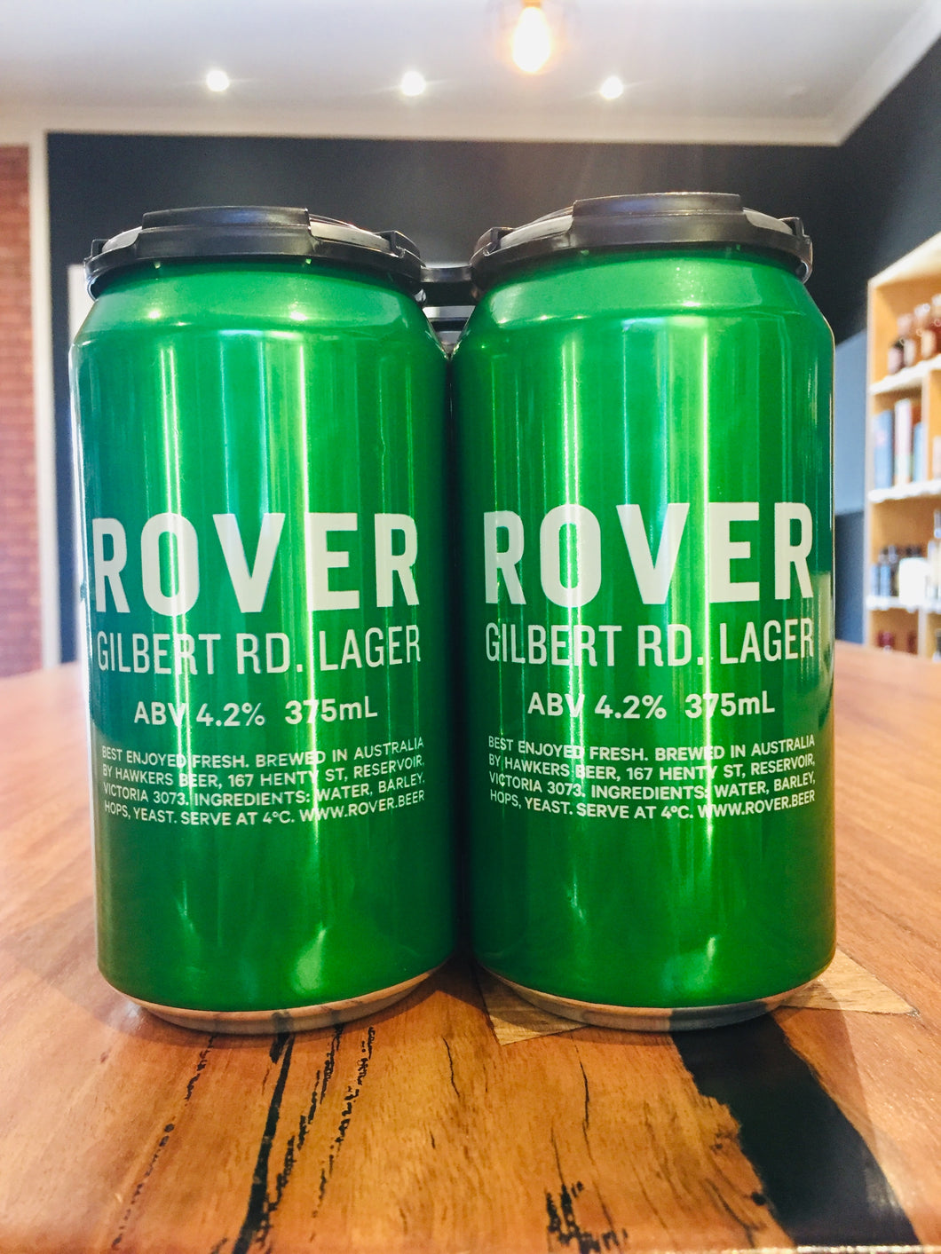 Hawkers Rover Gilbert Rd Lager