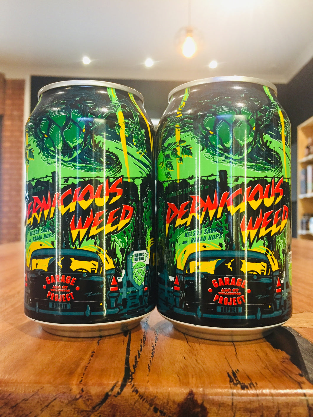 Garage Project Pernicious Weed DIPA