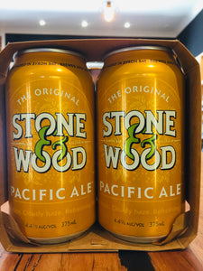 Stone & Wood Pacific Ale cans