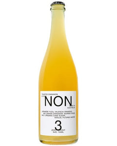 NON 3 Toasted Cinnamon and Yuzu Alcohol Free Wine
