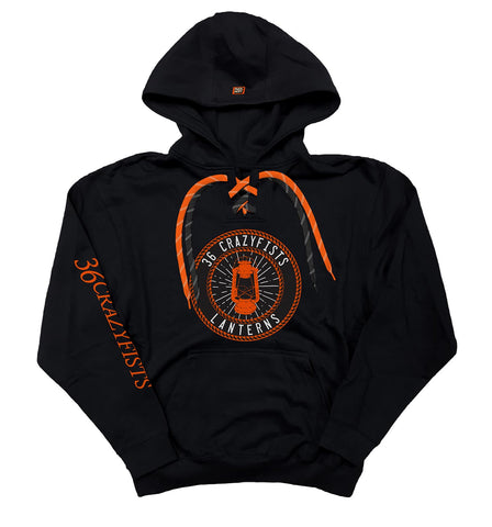 RIVERS OF NIHIL 'RIVERS OF STYLE' 1/4 ZIP HOCKEY HOODIE