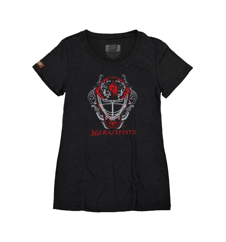 EXODUS 'MASK OF THE BEAST' HOCKEY T-SHIRT - Women's