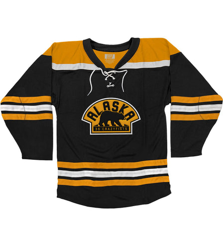 OVERKILL 'DEVIL BY THE TAIL' HOCKEY JERSEY