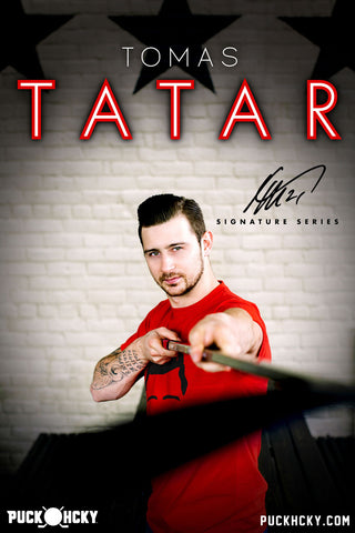 TOMAS TATAR 'TIGER TATS' HOCKEY T-SHIRT - Women's