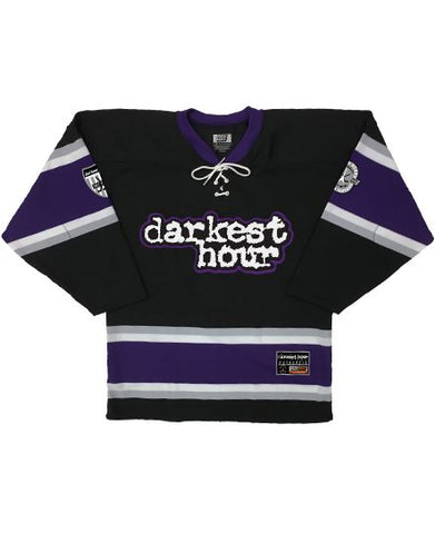 DARKEST HOUR 'THE TRUTH' ZIP HOCKEY HOODIE