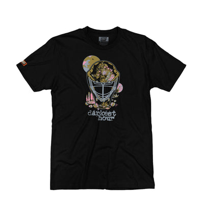 DARKEST HOUR 'THE TRUTH' short sleeve hockey t-shirt in black