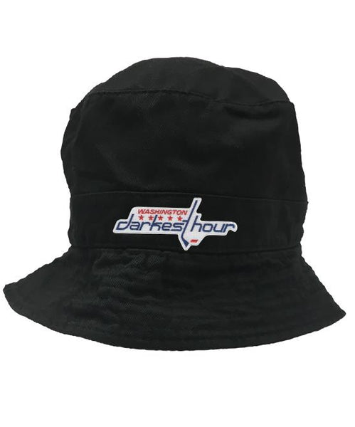 DARKEST HOUR 'TIMELESS NUMBERS' bucket hockey cap in black
