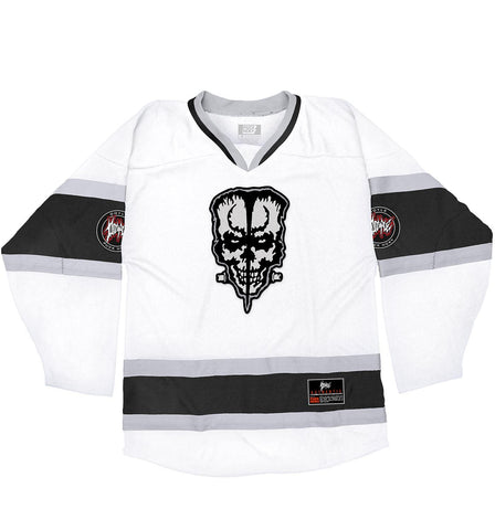 ANTHRAX 'NOT' HOCKEY JERSEY