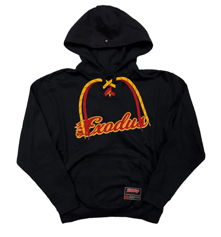 EXODUS 'OFFICIAL PUCK' ZIP HOCKEY HOODIE