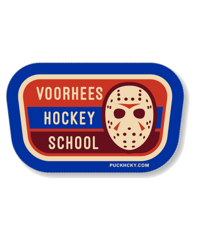 FIRST JASON 'VOORHEES HOCKEY SCHOOL' HOCKEY T-SHIRT